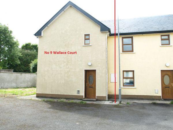 9 Wallace Court – Ballinlough – Co Roscommon