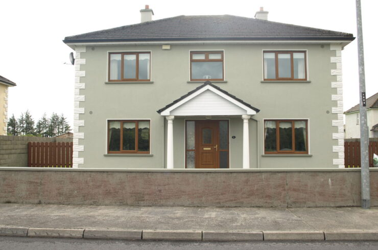 No 4 , Findale, Williamstown, Co Galway F45X656 -Luxurious 4 Bed House – In Show house Condition
